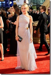 Actress Chloe Sevigny arrives at the 61st Primetime Emmy Awards