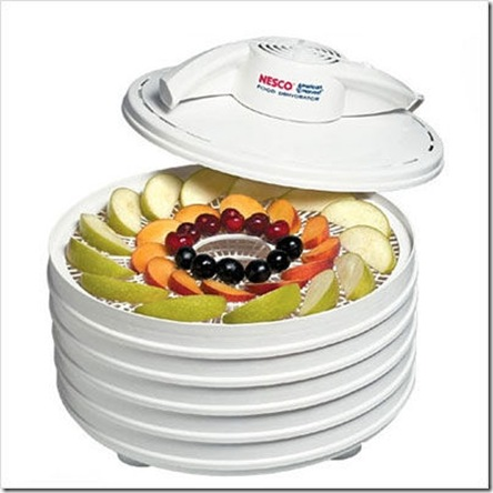 Entree Food Dehydrator w _ Optional Trays & Clean-A-Screen