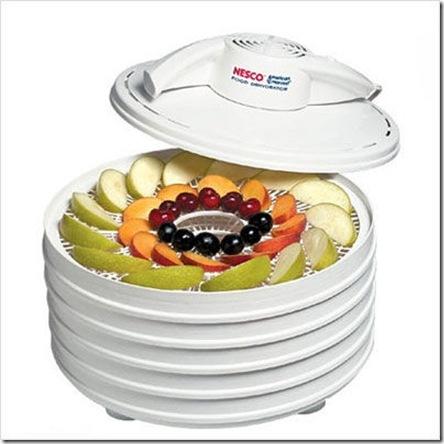 Entree Food Dehydrator w _ Optional Trays & Clean-A-Screen